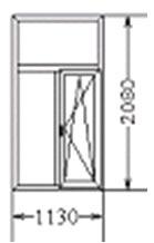 Окно (код 5)