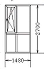 Окно (код 11)