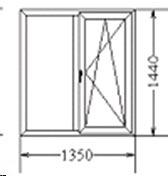 Окно (код 12)