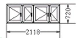Окно (код 18)